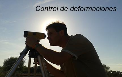 Control de deformaciones