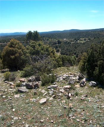 Mojón Albentosa y Sarrión