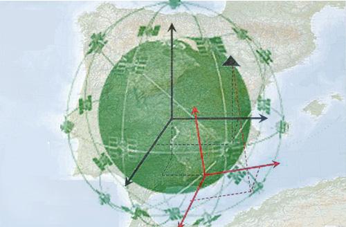 topografia ETRS89